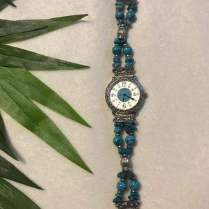 3/$15 Sale Turquoise Watch